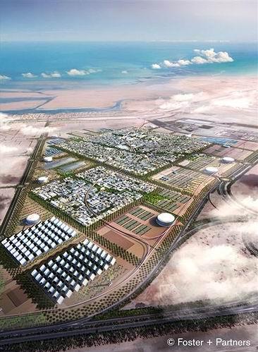 绿色低碳的未来之城 - 快乐的兔子 - 快乐兔子的足迹