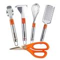 苏泊尔厨房工具5件套T1406T
