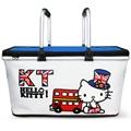 Hello Kitty带盖保温折叠篮